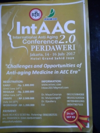 International Anti Aging Conference