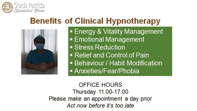 Benefits of Clinical Hypnotherapy
