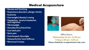 Medical Acupuncture