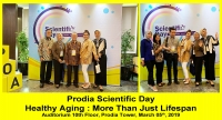 Healthy Aging: More Than Just Lifespan